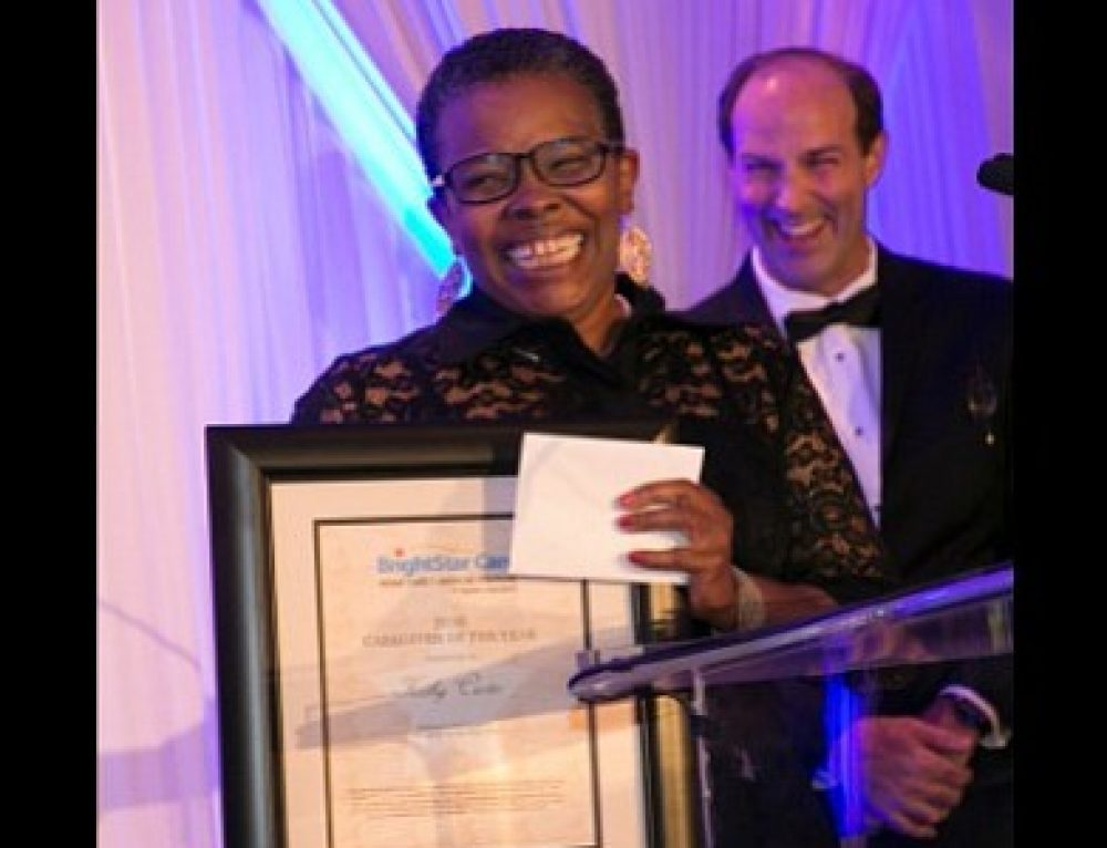 Baltimore woman receives national caregiver award for devoted service   The Baltimore Times Online Newspaper   Positive stories about positive people