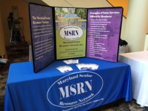 Maryland Senior Resource Network (MSRN)