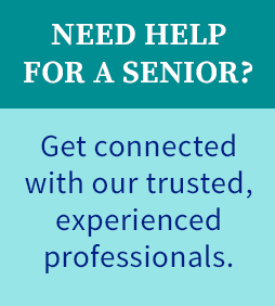Need help for a senior?