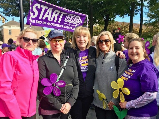 Walk to End Alzheimrs