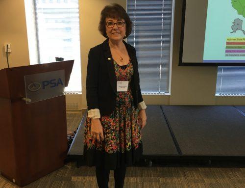 MSRN's Melissa Barnickel Teaching March 13, 2018