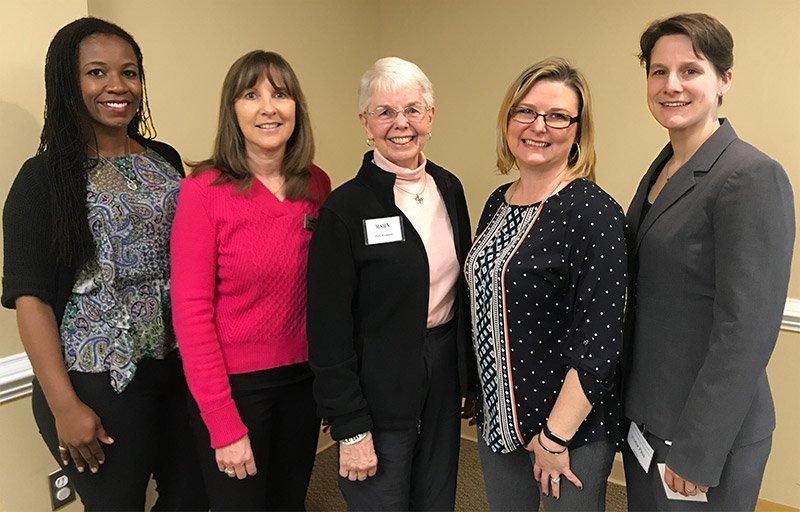2018 MSRN Board of Directors