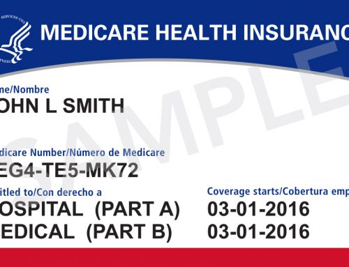 NEW Medicare Cards Being Sent Out April, 2018 – April, 2019