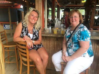 Sunset Cove 6/22/18: Sherry Rush, Patti Farrell