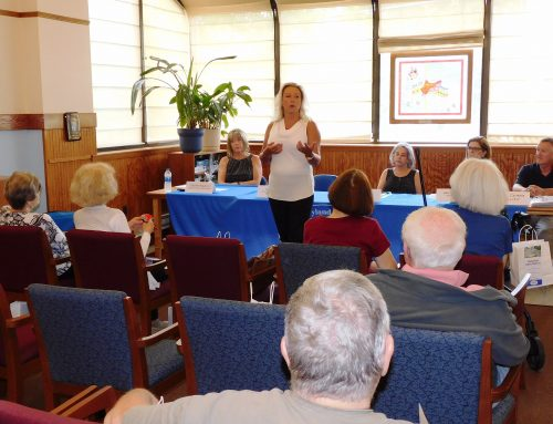 Ask The Expert Panel at BYKOTA Senior Center in Towson June 7, 2019