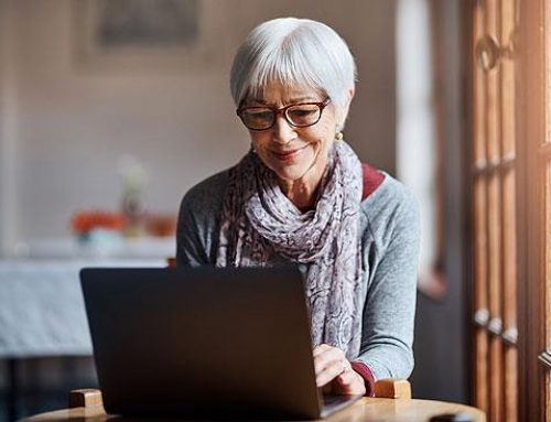 Seniors and Social Media: The Good and the Bad