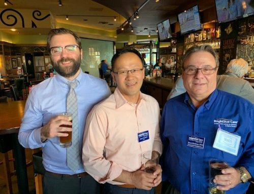 MSRN Social October 10, 2019 at Bar Louie, Hunt Valley