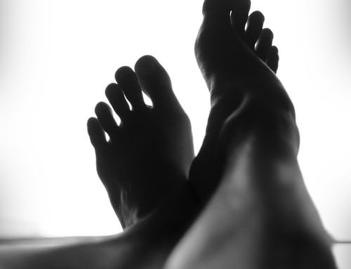 How Aging Affects Your Feet